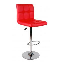Barová židle HBA červená