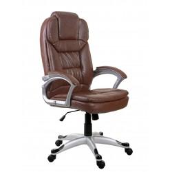 Kancelářská židle MARCO hnědý