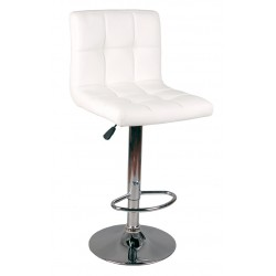 Barová židle HBA Bílá