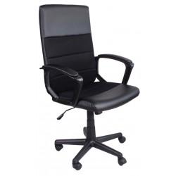 Fotel biurowy FBD czarny