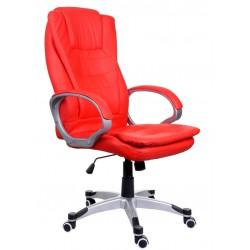 Kancelářská židle BSU červená