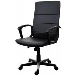 Kancelářská křesla FBD0004 černá