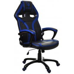 Racing Gaming Chefsessel GPR Schwarz/Blau