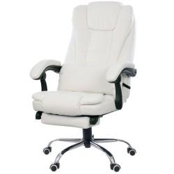 Fotel biurowy FBG czarno-czerwony