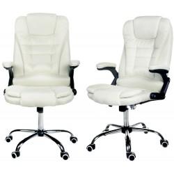 Kancelářská židle GIOSEDIO béžový látka, model FBJ005