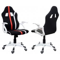 Kancelářská židle GIOSEDIO černá, model FBL004