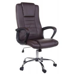 Kancelářská židle GIOSEDIO hnědá, model FBS003