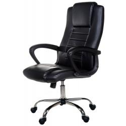 Kancelářská židle GIOSEDIO černá, model FBS004