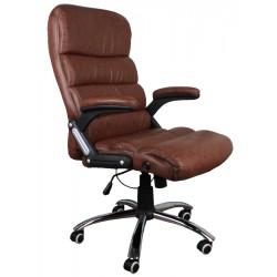 Kancelářská židle DECO hnědý
