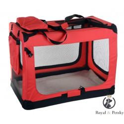 Transportní Box velikost XXL červená