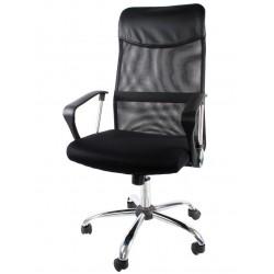 Fotel biurowy BSX czarny