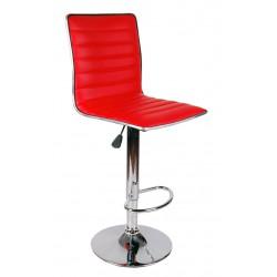 Barová židle HBG červená