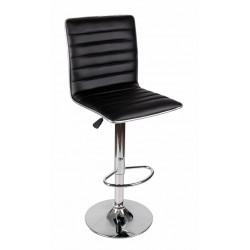 Barová židle HBG černá